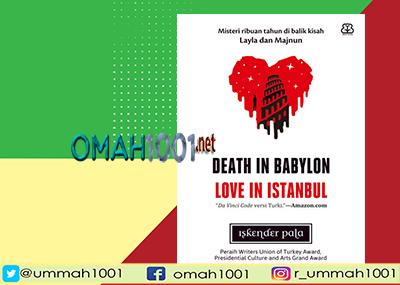 E-Book: Death in Babylon, Love in Istanbul