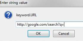 Remove isearch.claro-search.com from Firefox,replace with google