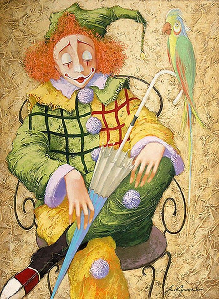 Украинский художник. Viacheslav Koretskiy 25