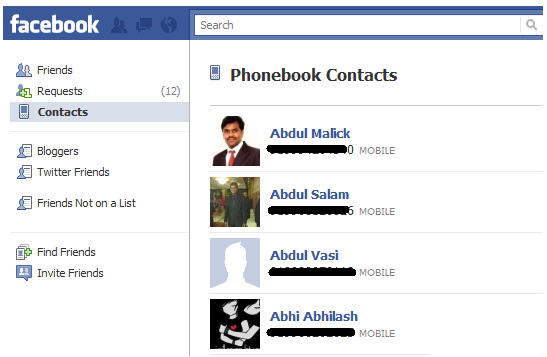 Facebook Lookup by Phone Number - ArkanPost