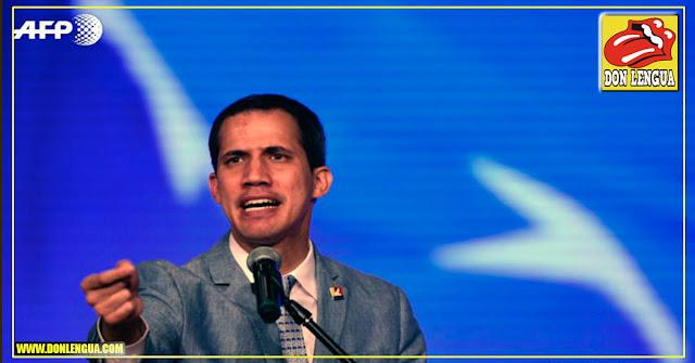 Juan Guaidó no descarta la intervención militar de fuerzas extranjeras si Maduro no coopera