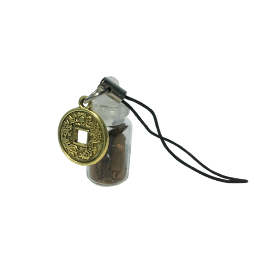Money Summoner Keychain Charm