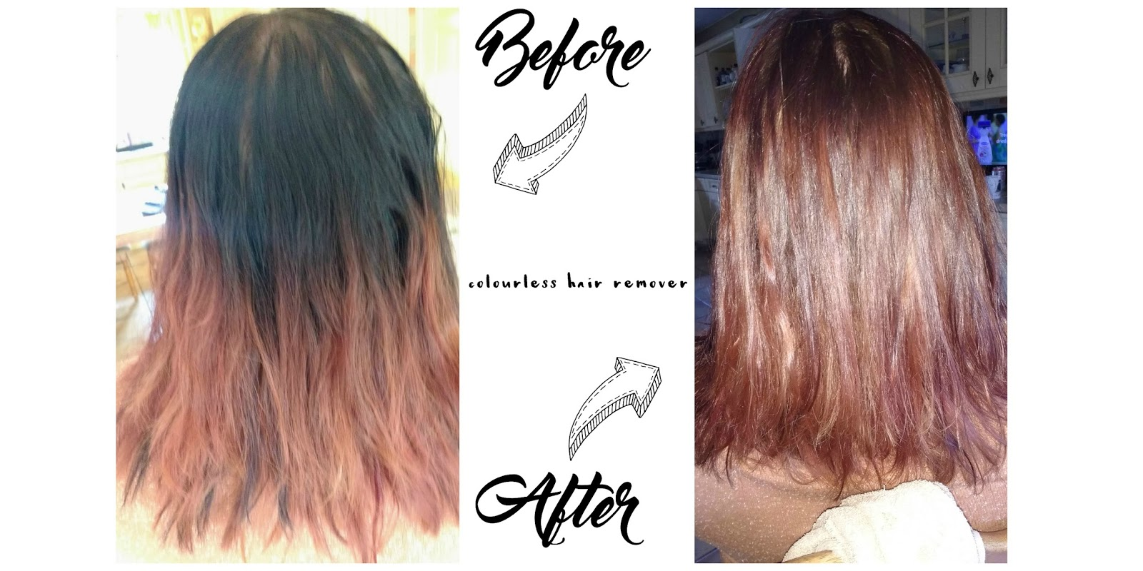 Paiges Preferences Colourless Hair Colour Remover Max Effect