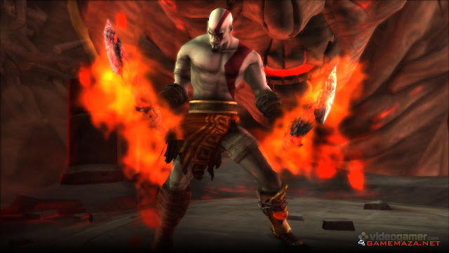 God of War 2 Gameplay Screenshot 3