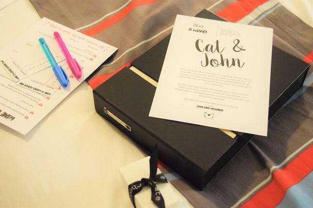 What Cat & John Did | Date Night Box - Wine & Wishes