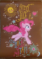 5 Below: My Little Pony Aurora Plush and Mystery Posters