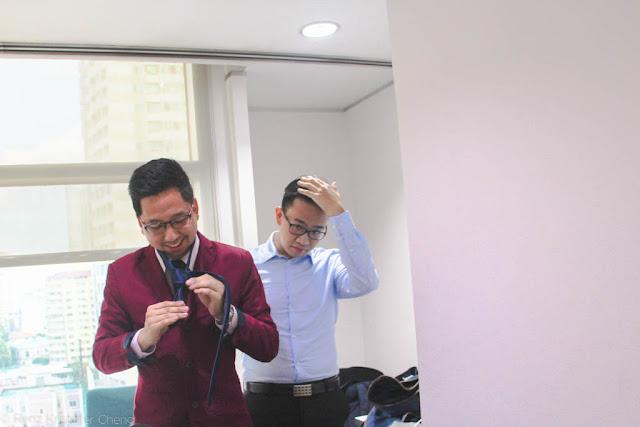 Renz Kristofer Cheng, FSRM Associate