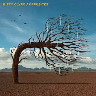 Biffy Clyro Double Album Artwork