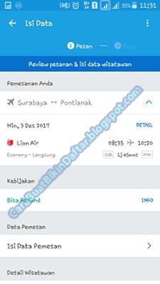 Mudahnya! Cara Pesan Tiket Pesawat di Traveloka + Promo Online Murah