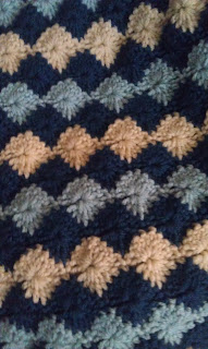 Catherine Wheel Crochet Stitch
