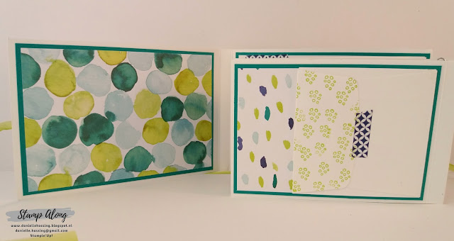 Stampin'Up! Naturally Eclectic DSP