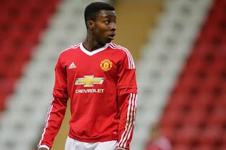 Sport: Nigerian midfielder leaves Manchester United