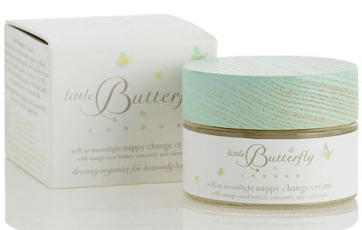 Little Butterfly Soft as Moonlight Nappy Change Cream