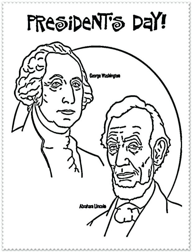 coloring pages for presidents day - the most amazing collection of coloring pages for