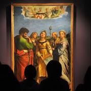 В Шотландии найдена неизвестная картина Рафаэля