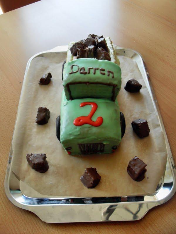 Glucklicher 24 Geburtstag Mit Schokoladencreme Kuchen Und