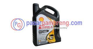 Oli Shell Rimula R3 Turbo