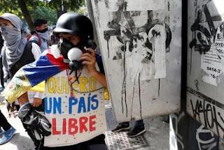 Ditadura comunista da Venezuela proíbe protestos às vésperas da votação para Assembleia Constituinte