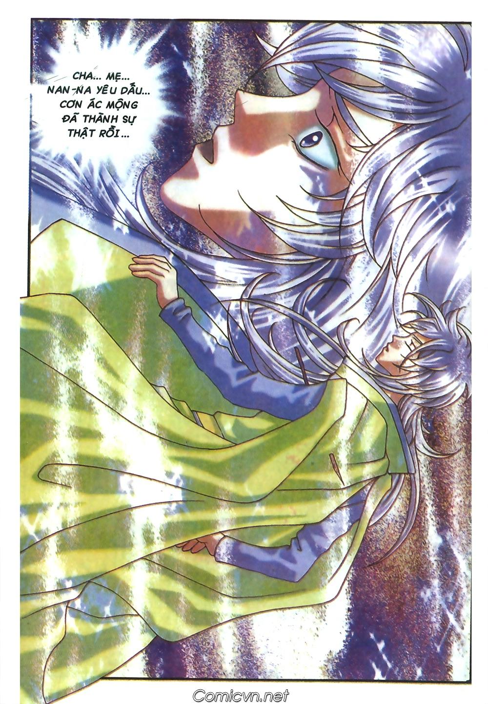 Thần thoại Bắc Âu - Chapter 44: Cái chết của Thần Quang Minh - Pic 21