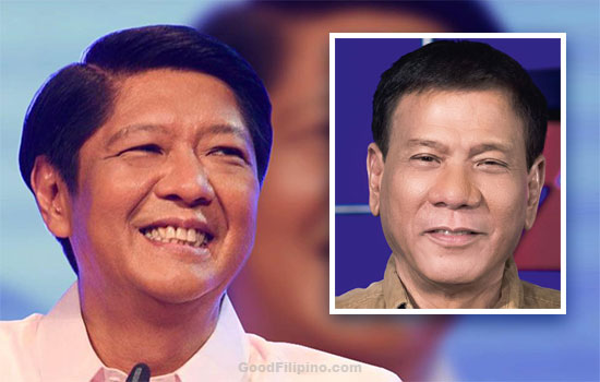 Bongbong Marcos: 'He (Duterte) is aware of the cheating'