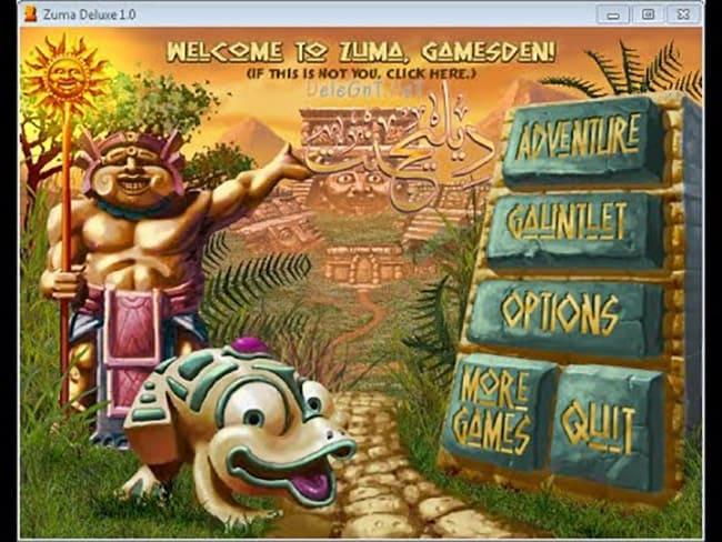 تحميل لعبة زوما القديمة الاصلية