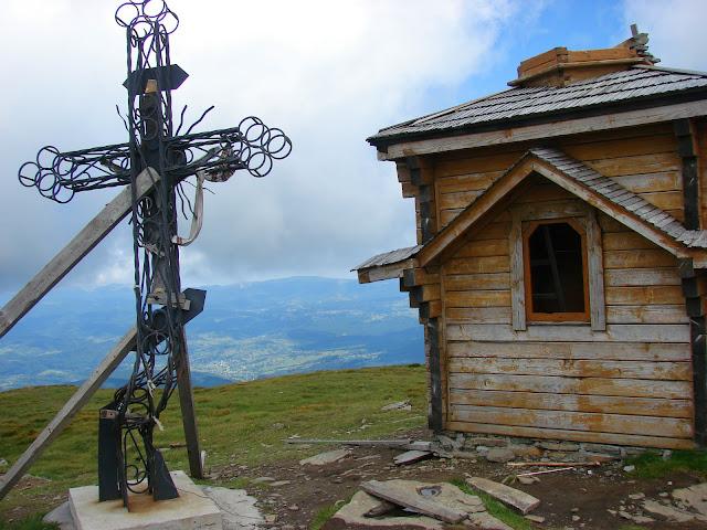 Самые высокие горы Украины. Вершина Петроса