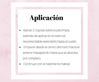 Tips de aplicación del serum Its Skin