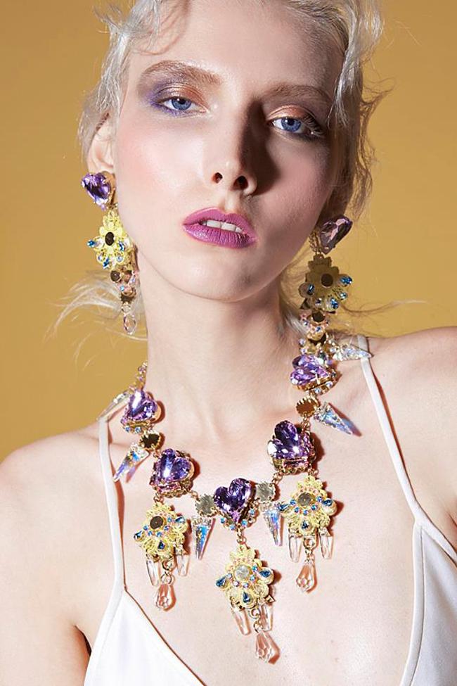 kanokkorn lamlert, acrylic jewellery, vogue