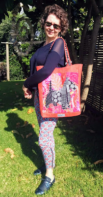 Creates Sew Slow: Scottie Bag's Easter Adventure