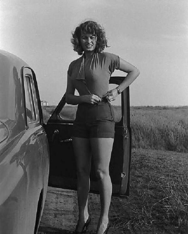 Impressioni Fotografiche Sofia Loren, 50S Federico -1049