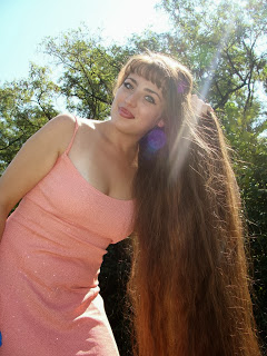 Long Hair Pictures Naturally Beautiful Girls
