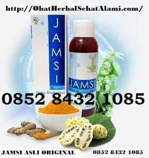 Obat herbal alami diabetes melitus JAMSI+Testimoni konsumen ASLI