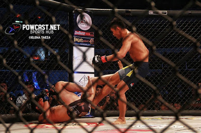 URCC XXX: Fritz Biagtan Post Fight Interview, Ready for Anyone
