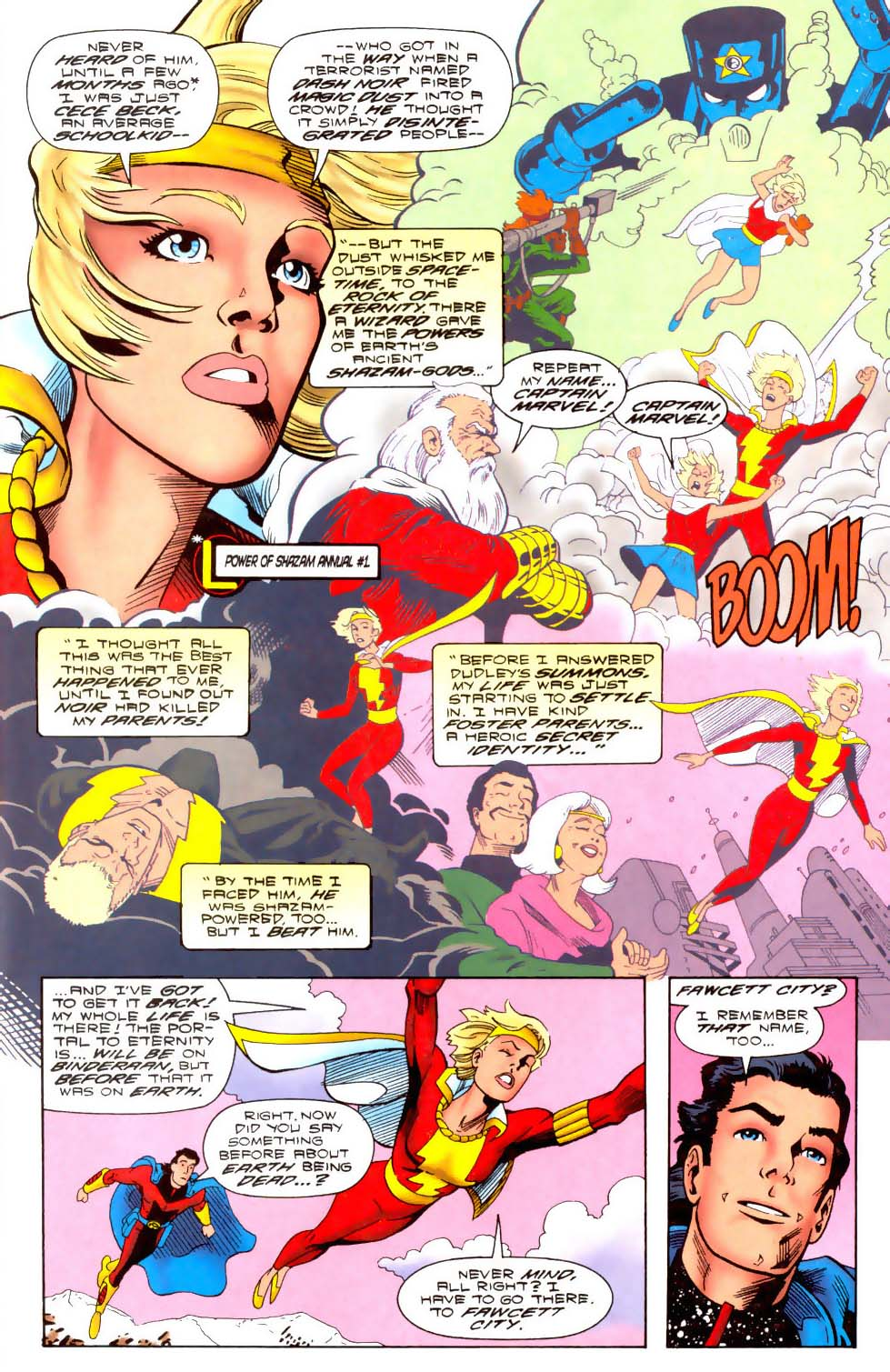Legion of Super-Heroes (1989) 110 Page 11