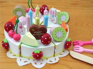 Bánh sinh nhật đẹp nhấp 2015