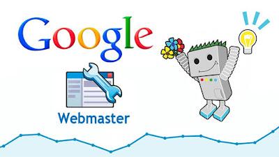 cara mendaftar google webmaster tool