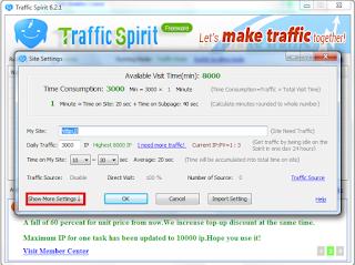 Traffic Sprit