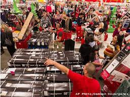 Here's a real doorbuster: The myth of Black Friday