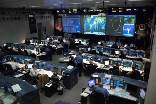 Adventures in SRE-land: Welcome to Google Mission Control