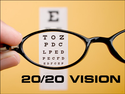 Everyone desires 20/20 vision. Some patients say that they don't want 20/15  vision but prefer 20/20. This statement will appear hilarious when you have  read ...