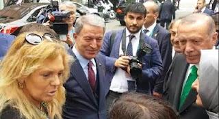 Cumhurbaşkanı Erdoğan'ın Yolunu Kestiler