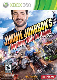 Jimmie Johnsons Anything With An Engine (XBOX 360) 201