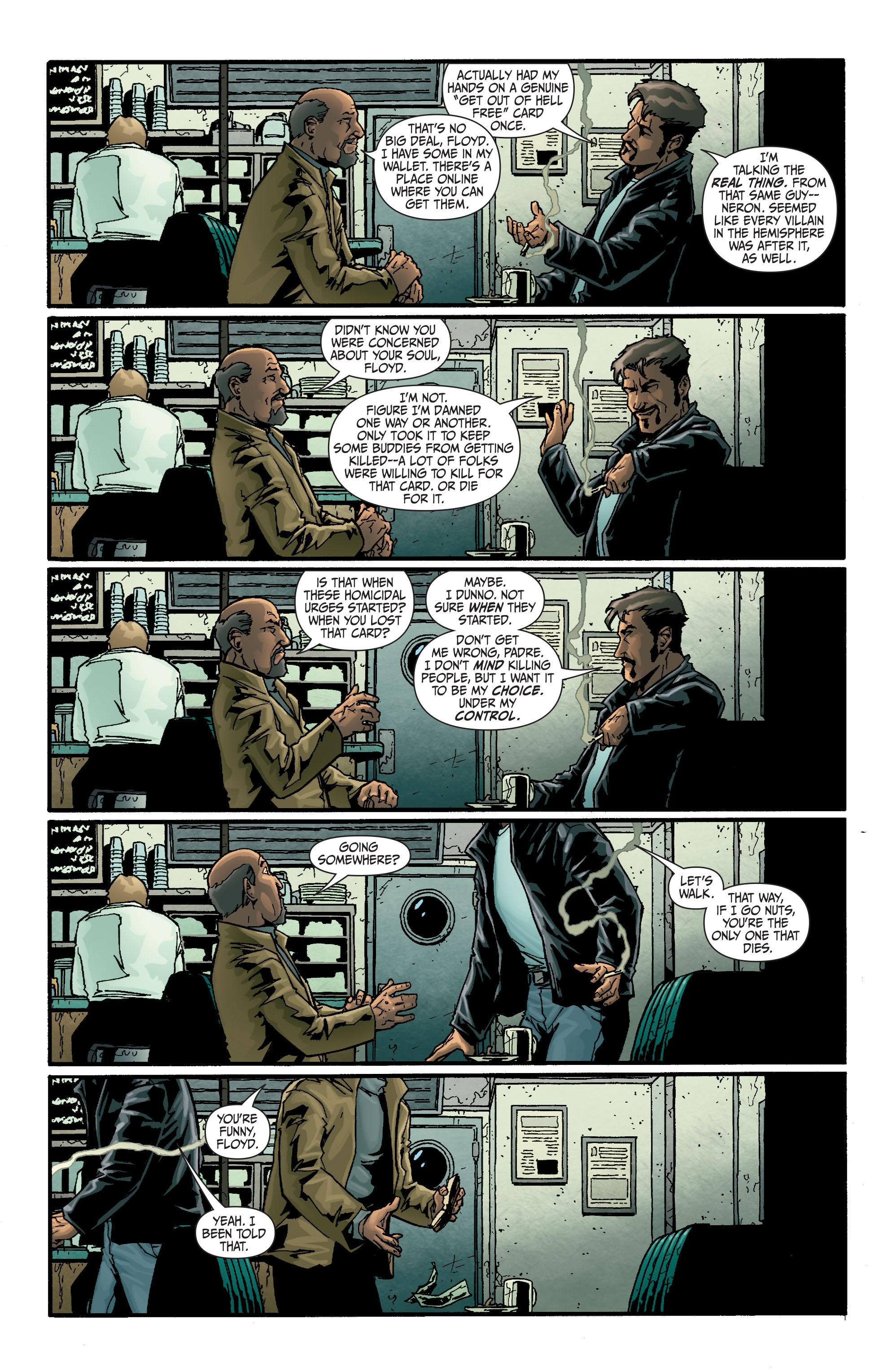 Read online Secret Six (2008) comic -  Issue #15 - 6