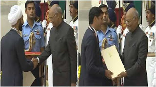 president-ram-nath-kovind-confers-sports-awards-on-national-sports-day