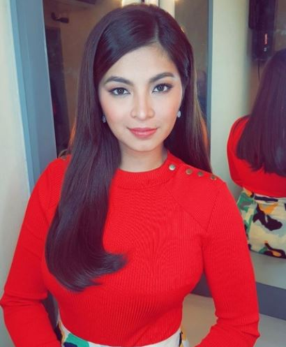 THROWBACK: Angel Locsin Posted A Picture Of 'Alwina' On Her Instagram Account!