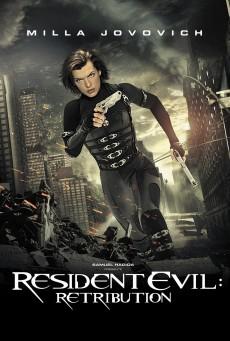 resident evil 5 retribuio