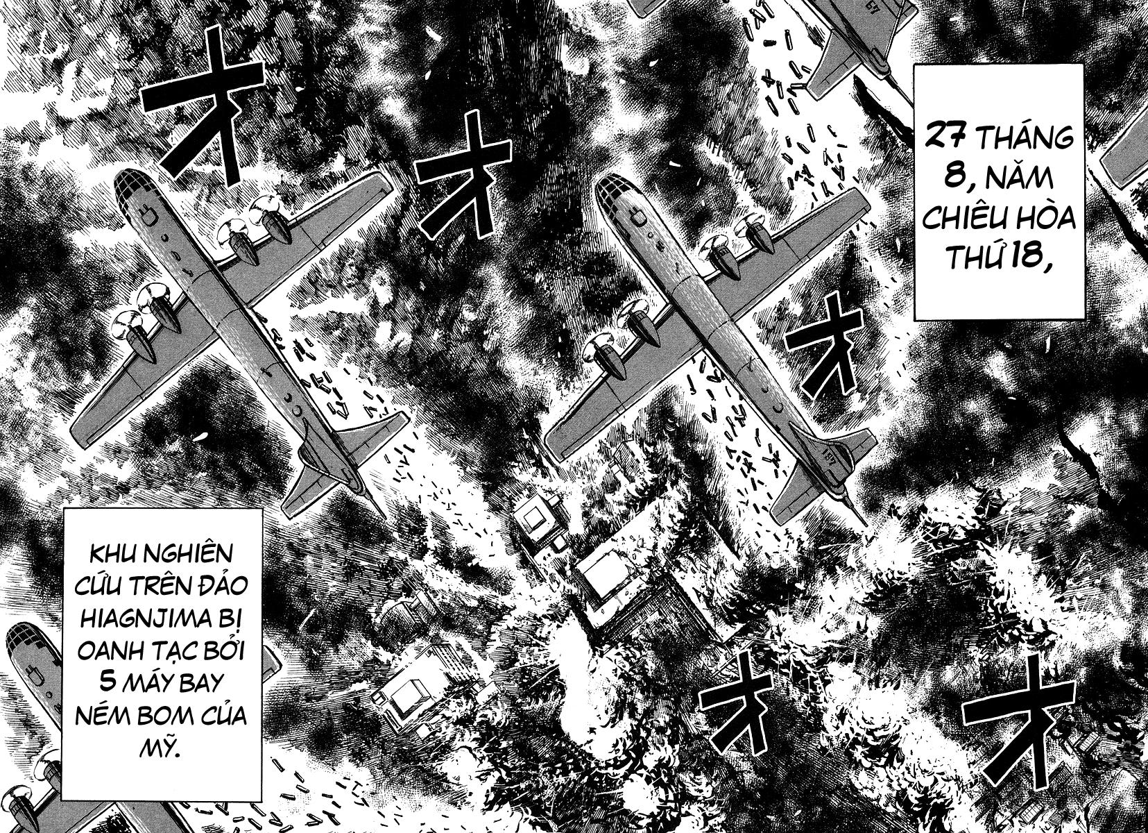 Higanjima chapter 107 trang 14