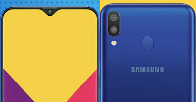 Samsung Galaxy M10 and M20