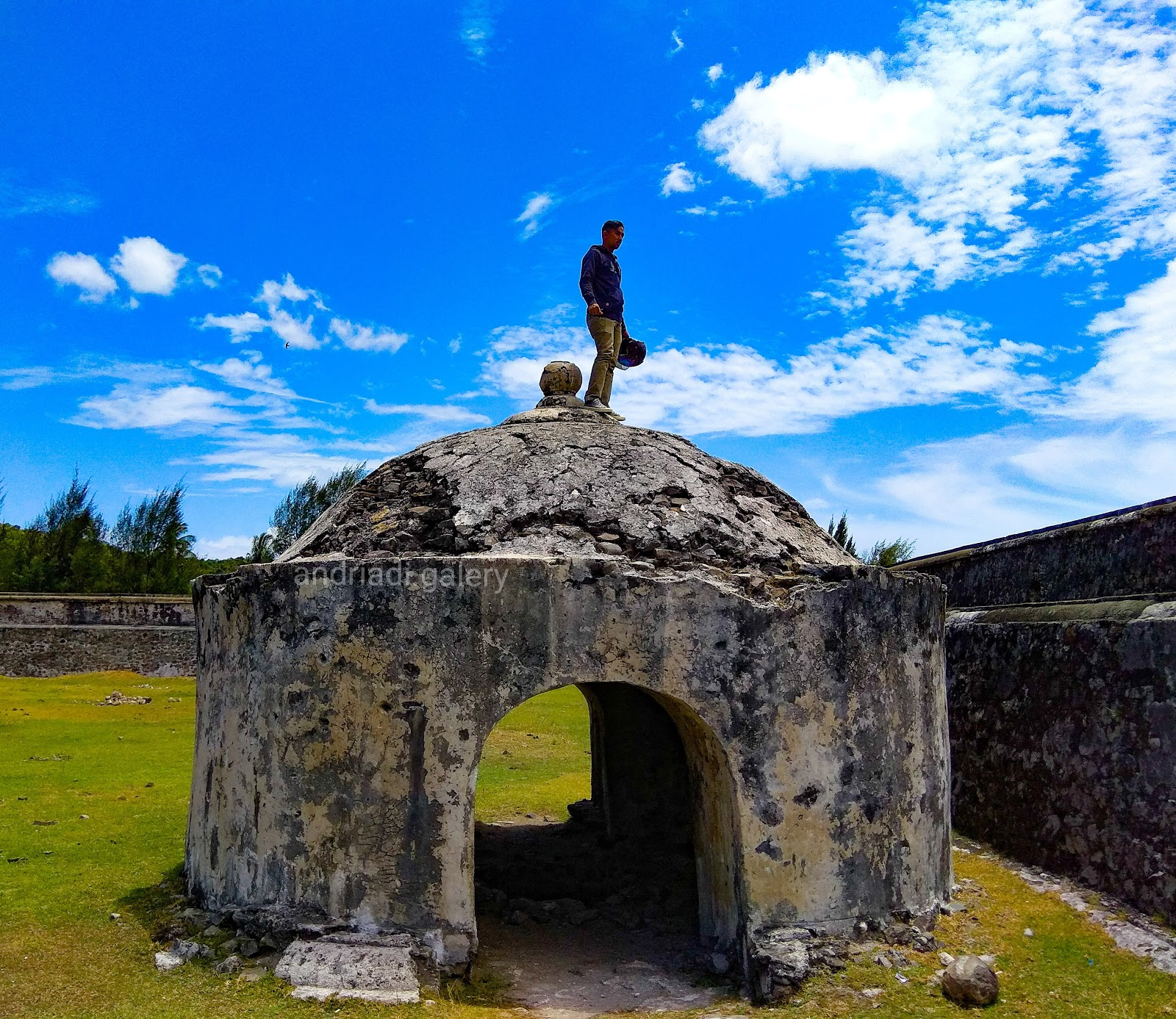 Benteng Indrapatra | Aceh Besar | Photography