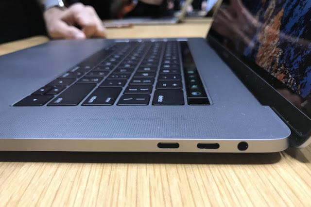 شاهد بالفيديو كيف يتم تفكيك حاسوب آبل الجديد ماك بوك برو